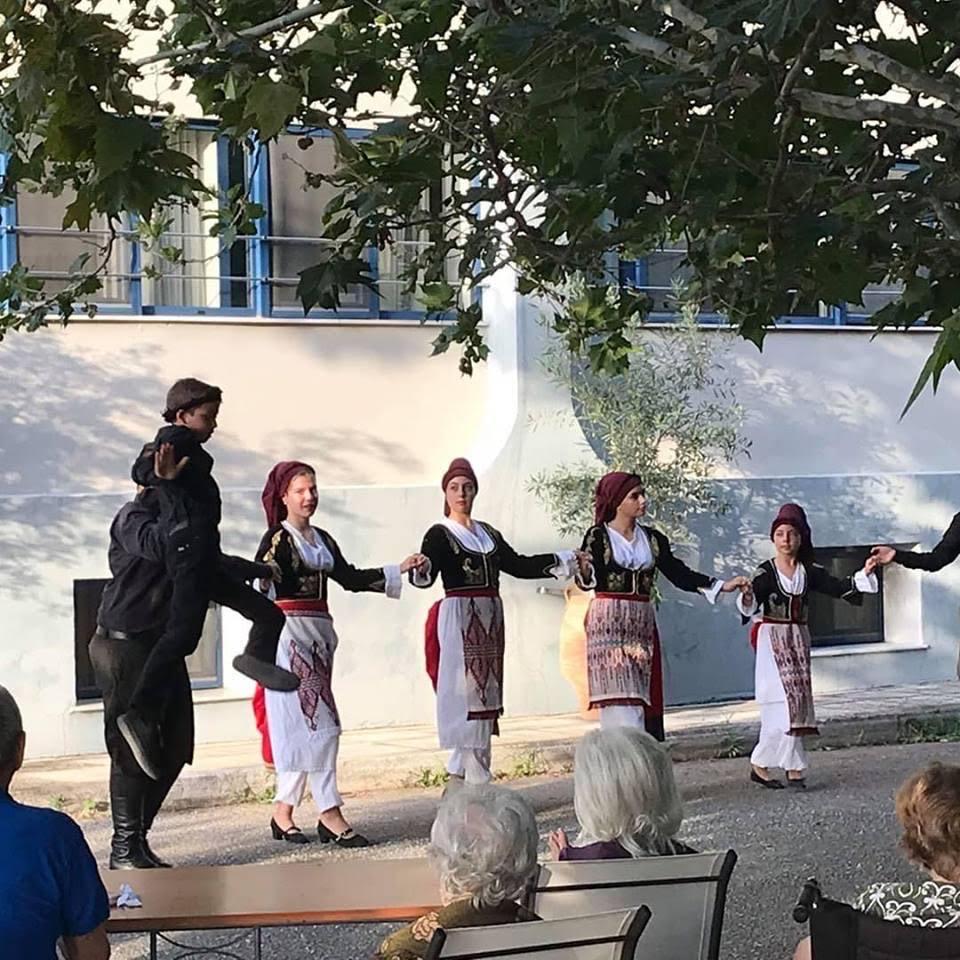Γηροκομείο Θεσσαλονίκη